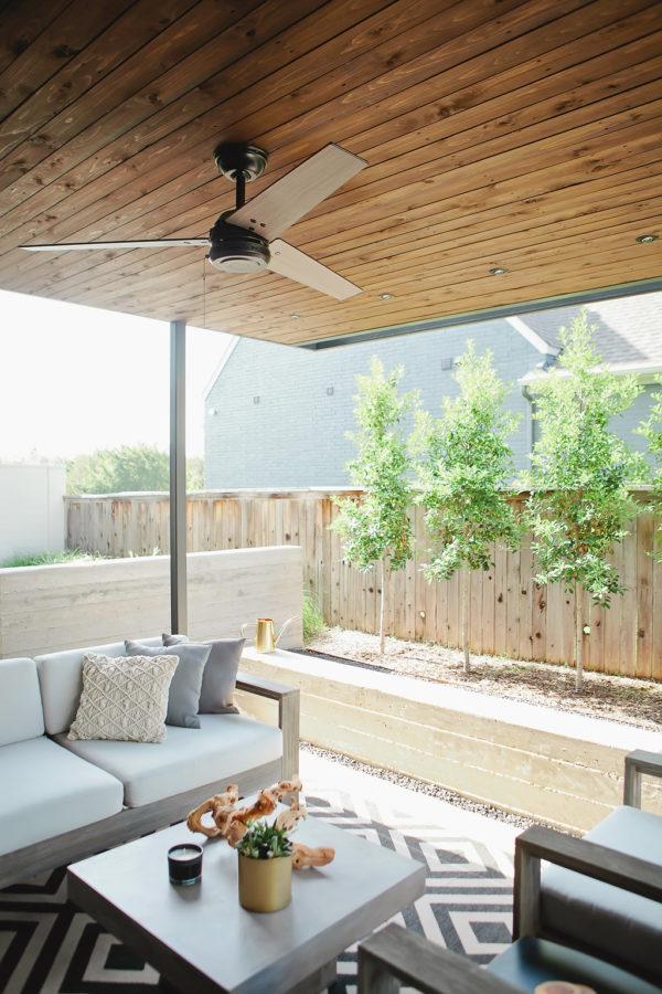 sandage patio design